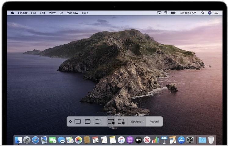 apple screen capture