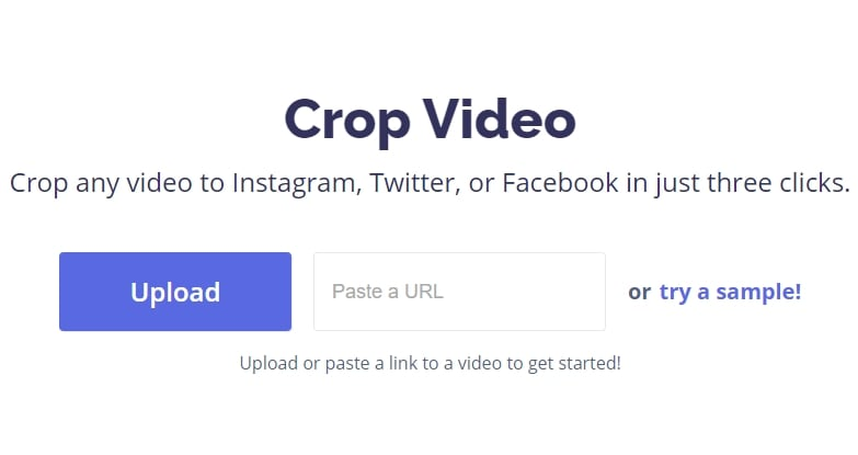 crop video online kapwing