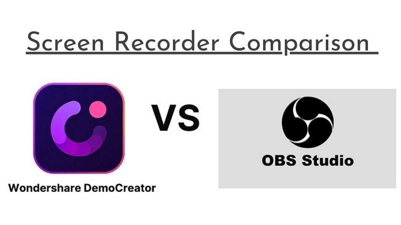 democreator vs obs studio