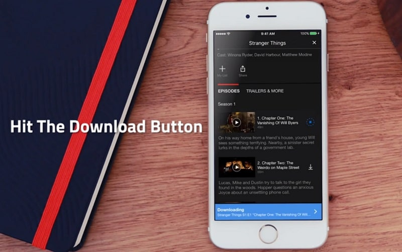 download netflix iphone