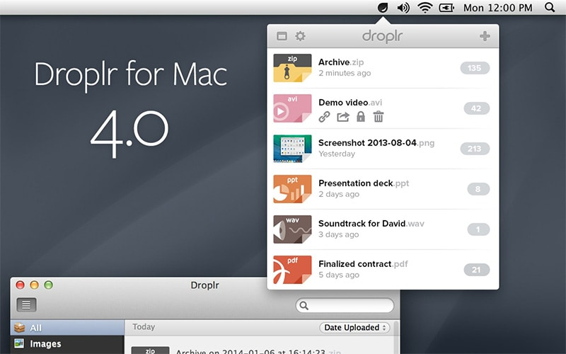 droplr for mac