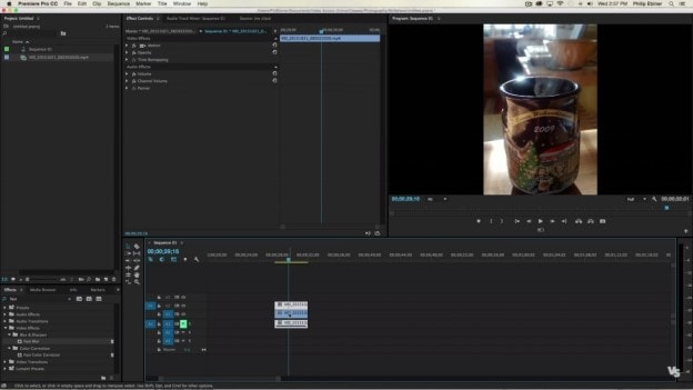duplicate footage in premiere