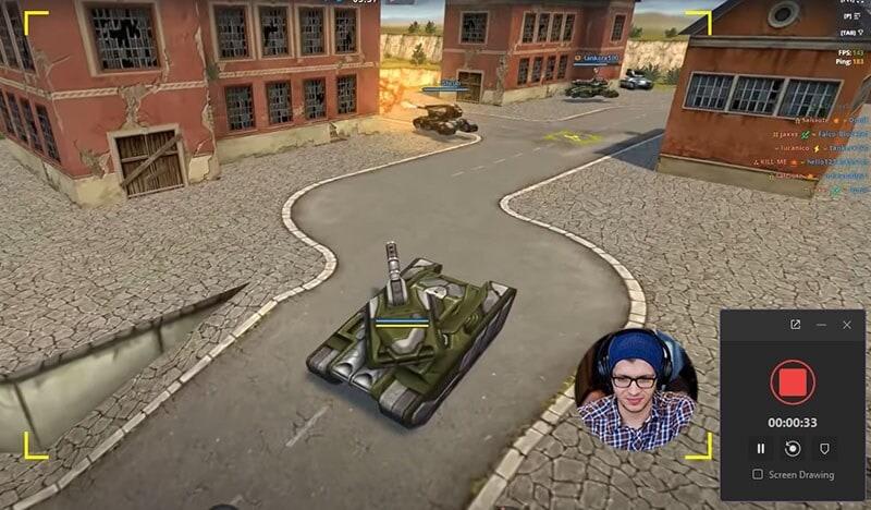 facecam-game-recording