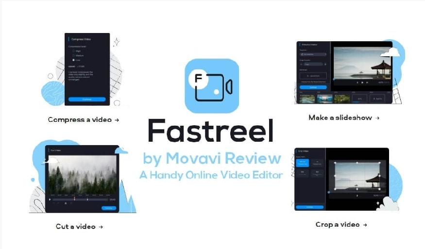 fastreel crop video