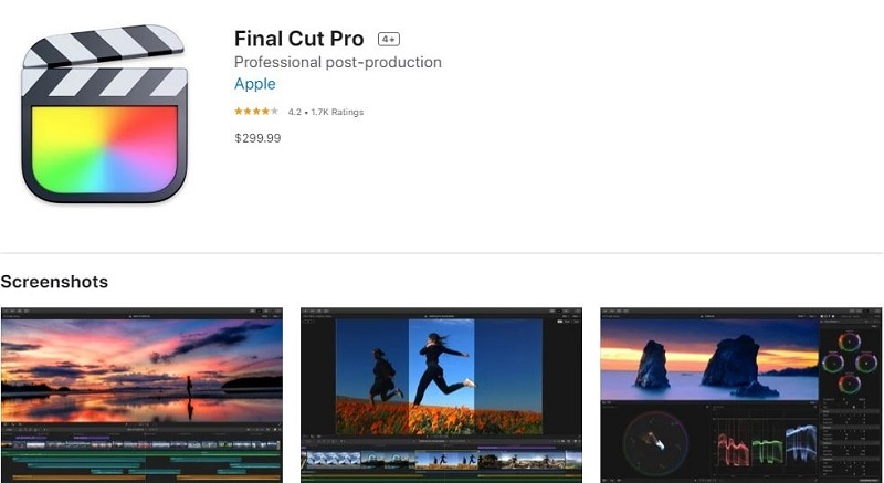 final cut pro crop video