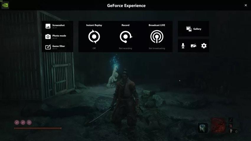 expérience geforce