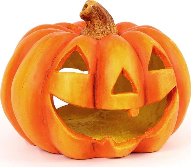 halloween carved pumkin