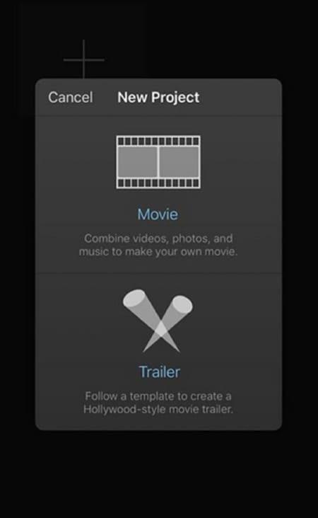 imovie merge videos on iphone