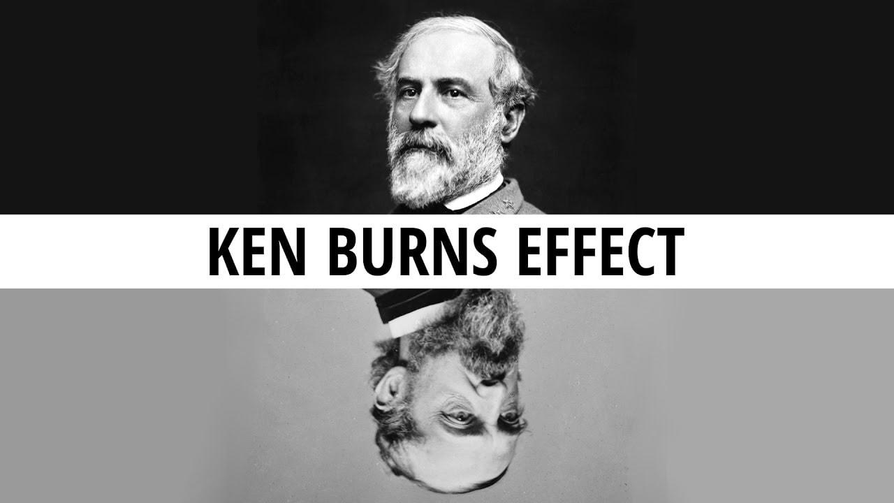 ken burns effect in democreator