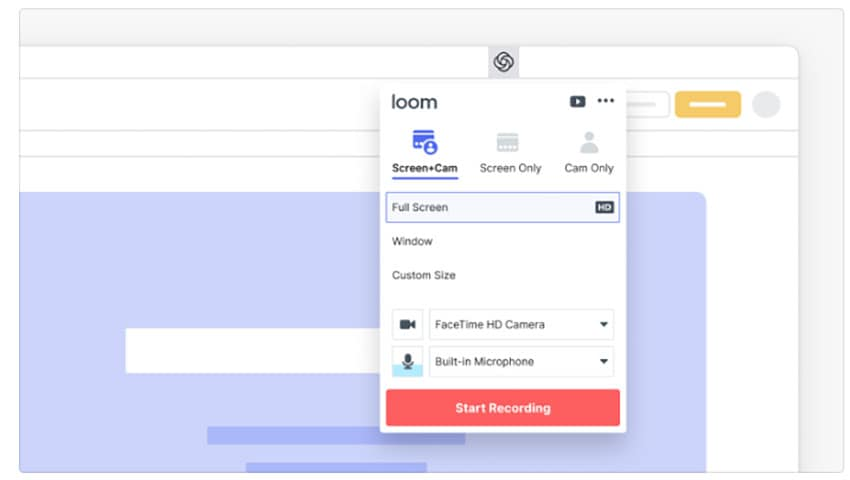 loom chrome extension