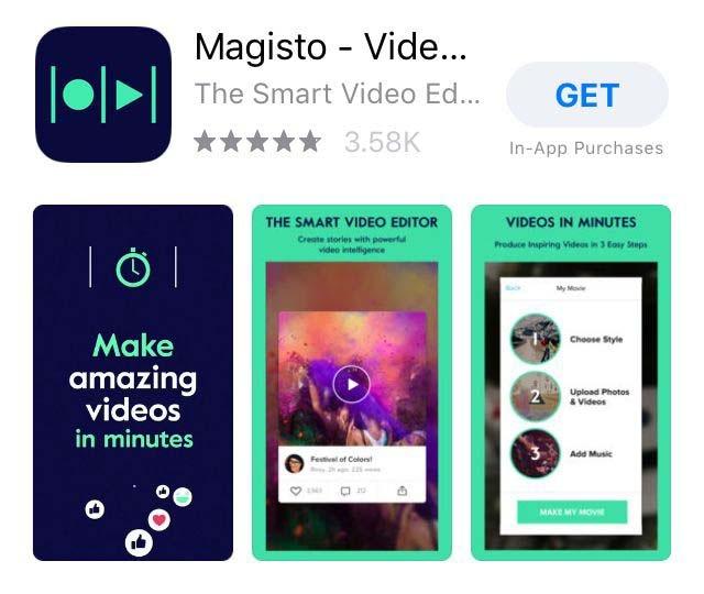 majisto video editor android