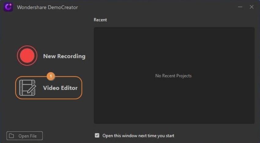democreator merge videos