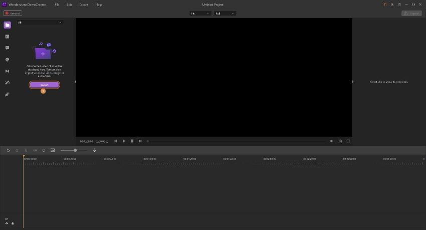 democreator merge videos on iPhone