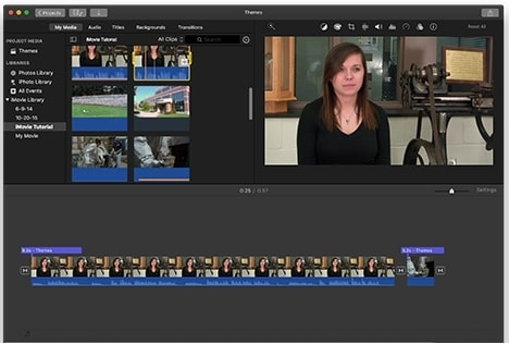 merge videos toggle in imovie