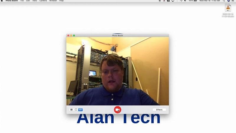 photobooth webcam capture
