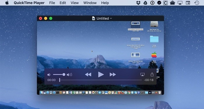 quicktime streaming recorder