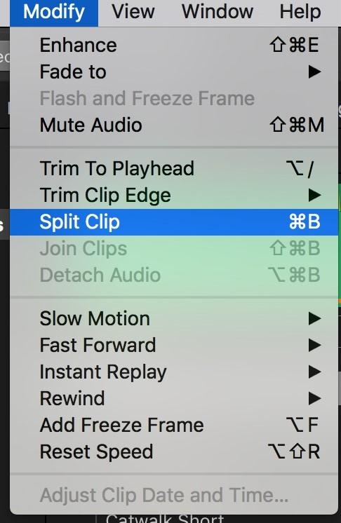 record audio on imovie step4