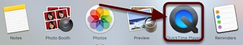 recorde screen on mac