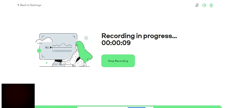 start pc screen recording with screen capture