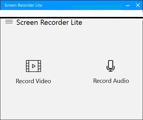 screen recorder lite