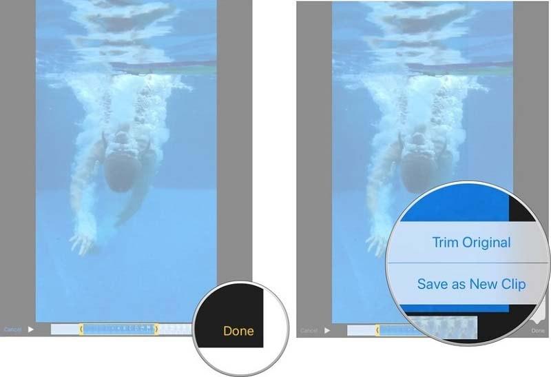 save videos iphone