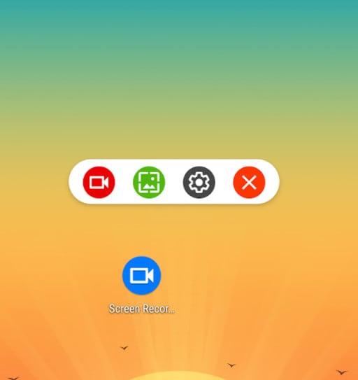 screen recorder android app