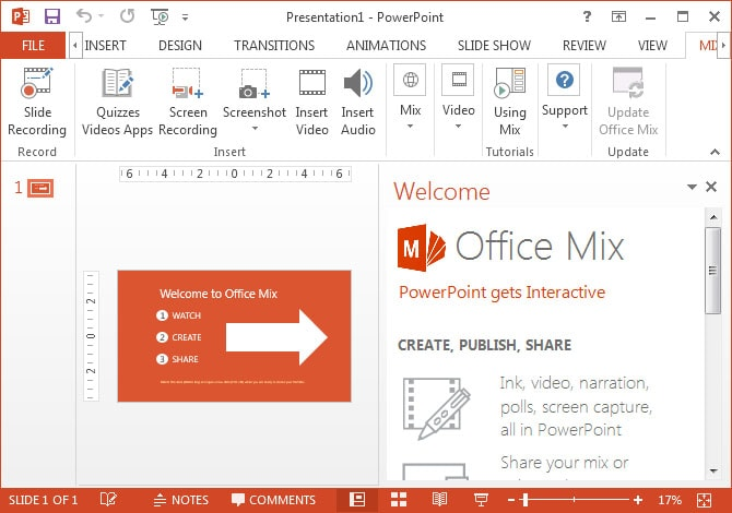 screen recording with powerpoint