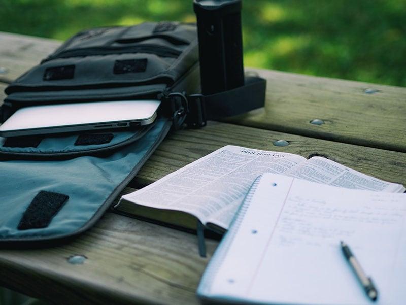 set goals for study