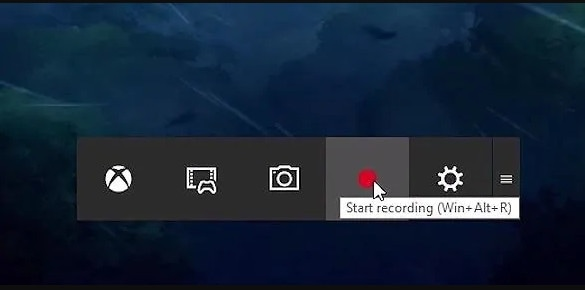 recorder windows 10 built in
