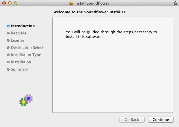 steps to record audio with quicktime