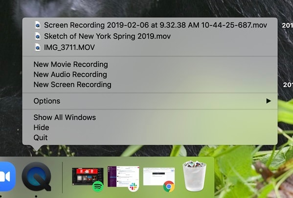 steps to record audio with quicktime 04