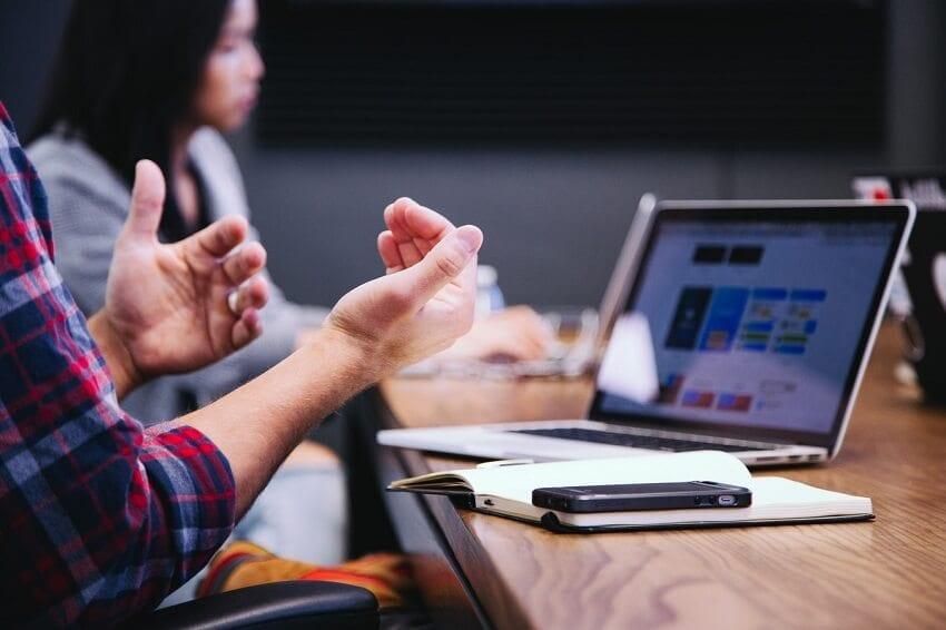 team work video communication