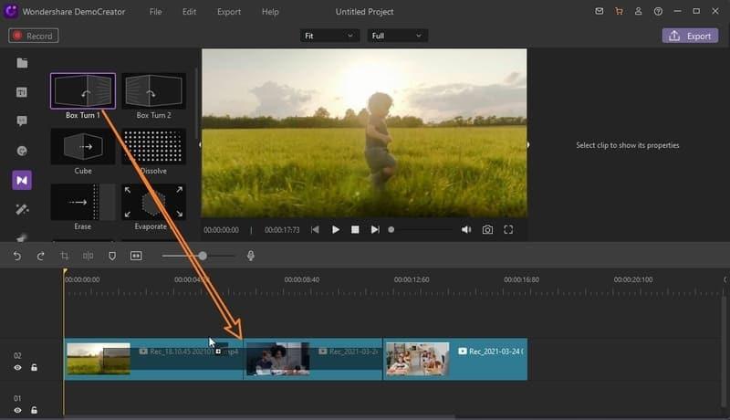 video merger free democreator