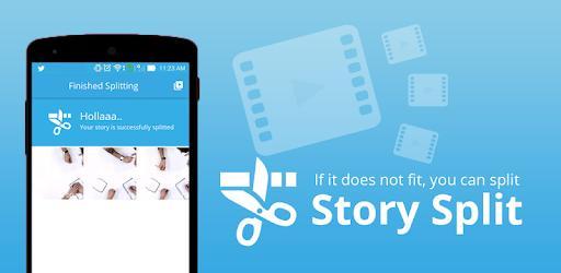 video spliter story split