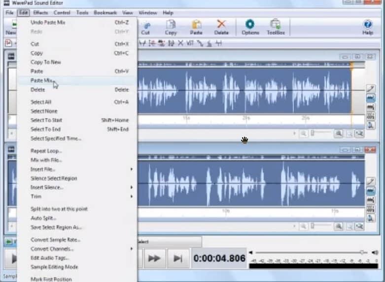 wavepad sound editor review