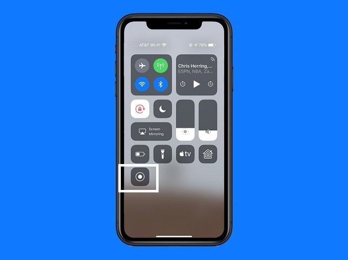 WhatsApp video call record