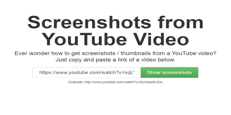 YouTube Screenshot