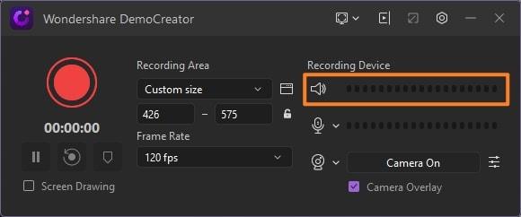 record system audio