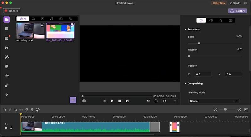 combine video