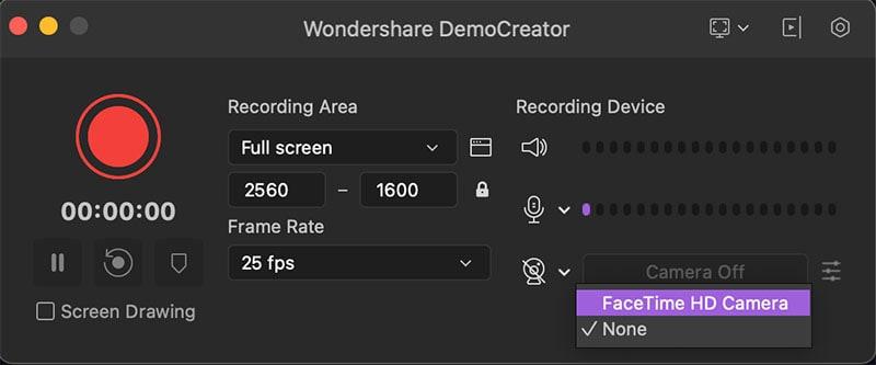 set video input