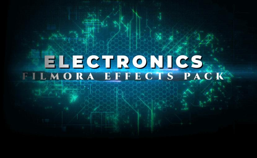 エフェクトパック-Electronics Pack