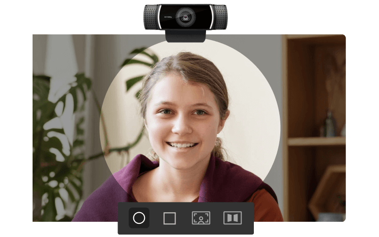 Webカメラ録画機能