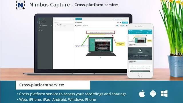 Nimbus Screen Recorder Review and Alternatives