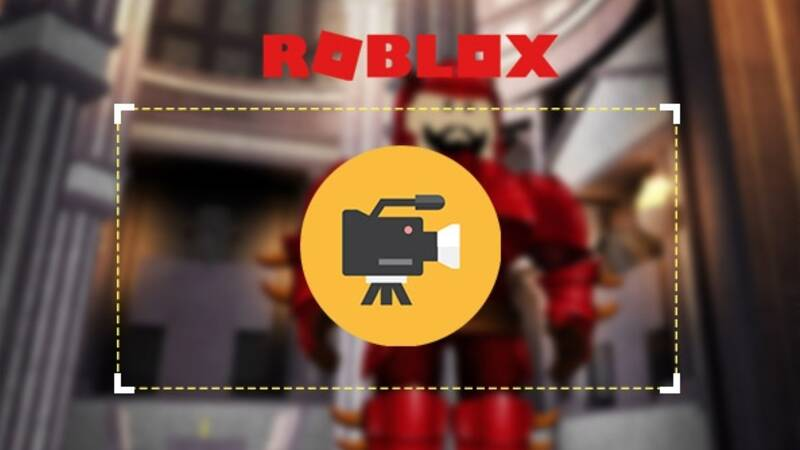 Meilleur enregistreur d'écran Roblox