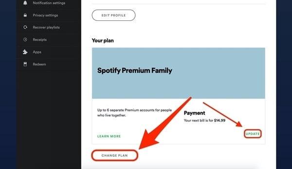 premium-account-change-plan