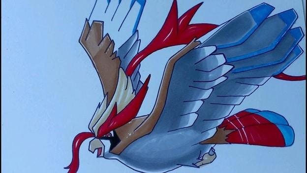 Mega Pidgeot pic 3