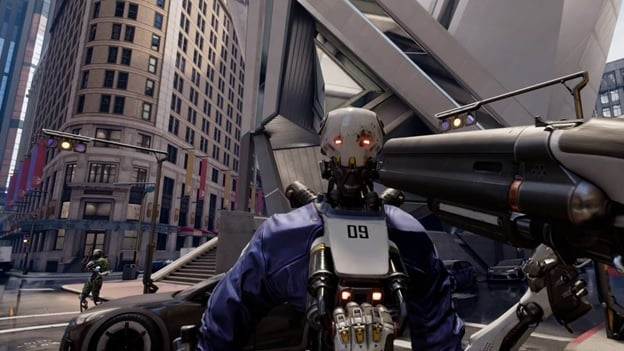 Best free vr games Robo Recall pic 2