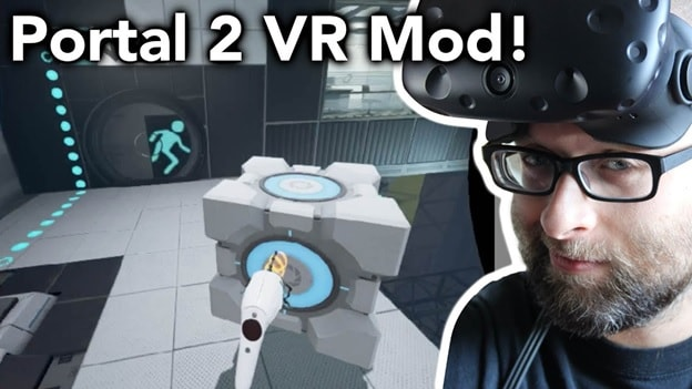 Best free vr games portal stories pic 6