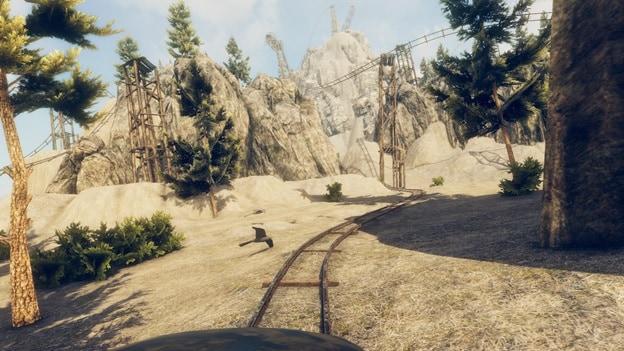 Best Ps4 VR Games epic roller coaster pic 5