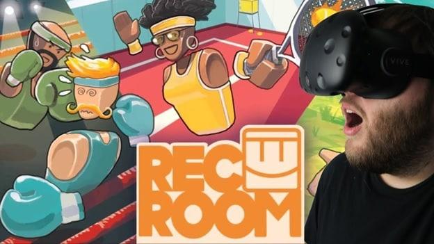 Best Ps4 VR Games rec room pic 7